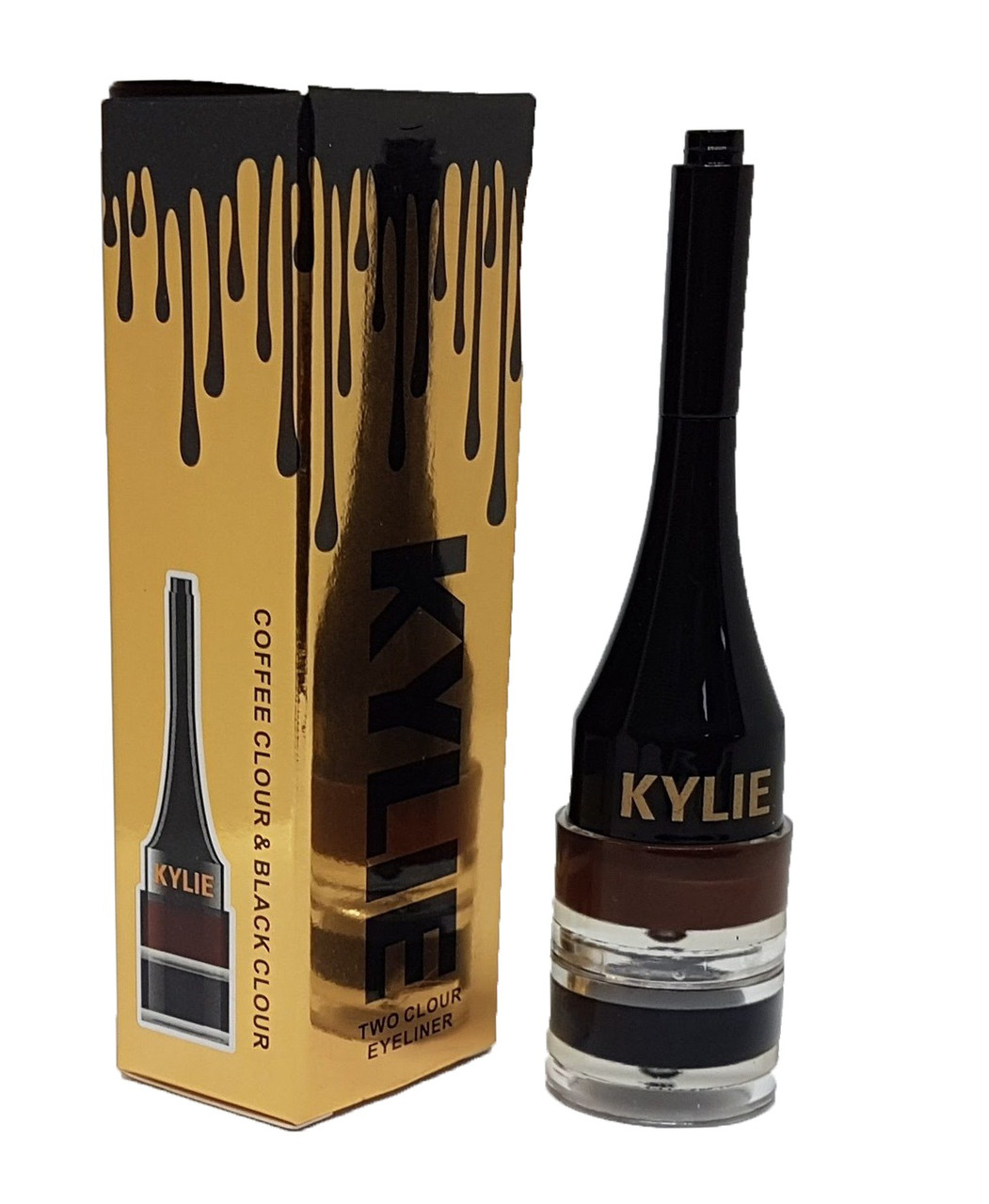 Подводка для век Kylie Two Colour Eyeliner