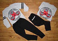 Спортивные костюмы детские трикотажные, размер  28,30,32,34,36