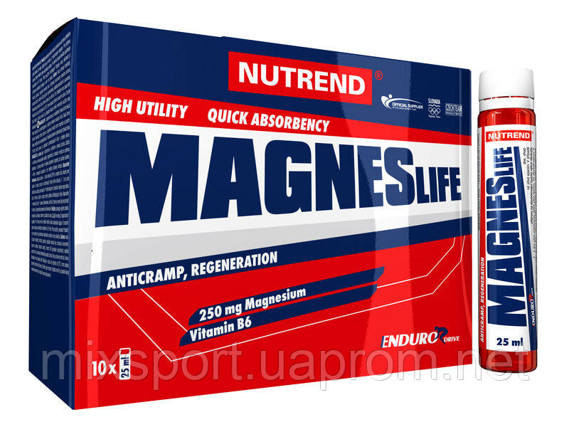 Антиспазм Magneslife 10x25 мл