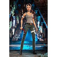 Коллекционная кукла Барби Лара Крофт / Tomb Raider Barbie