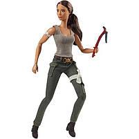 Колекційна лялька Барбі Лара Крофт / Tomb Raider Barbie, фото 3