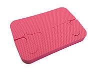 Растопырки для педикюра (разделители пальцев ног) Eva-Line 200 шт. Красный