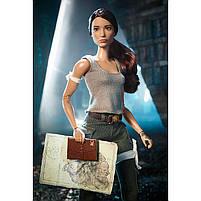 Колекційна лялька Барбі Лара Крофт / Tomb Raider Barbie, фото 4