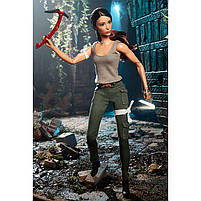 Колекційна лялька Барбі Лара Крофт / Tomb Raider Barbie, фото 6