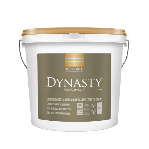 Краска Kolorit Dynasty
