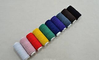 Нитка резинка 40S/2 (набор из 10 цветов) арт.13052, цена за упаковку.