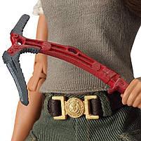 Колекційна лялька Барбі Лара Крофт / Tomb Raider Barbie, фото 9