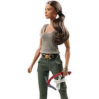 Колекційна лялька Барбі Лара Крофт / Tomb Raider Barbie, фото 8