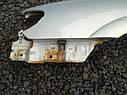 Крыло переднее левое Nissan Almera N16 2000-2002г.в  бледно-бирюзовый, фото 2
