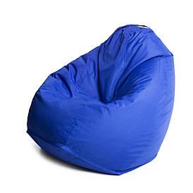 Кресло мешок груша с внутренним чехлом   Ткань Oxford XL (Высота 110 см, ширина 80 см), Синий