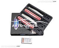 Накладки на ручки открывания дверей Nissan Terrano