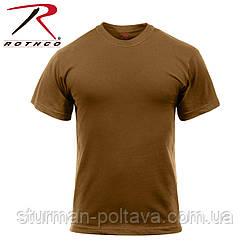 Футболка коричнева армійська Rotcho USA