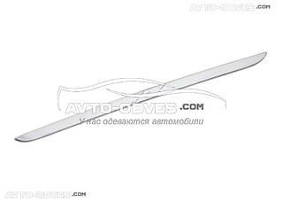 Кромка багажника Nissan Terrano