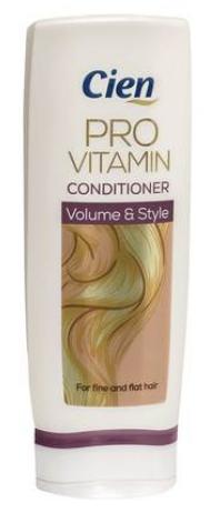 Кондиционер для тонких и поврежденных волос Cien Pro Vitamine 300мл, фото 2