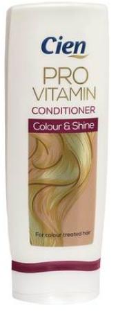 Кондиционер для окрашенных и поврежденных волос Cien Pro Vitamine Spülung Color & Shine 300мл