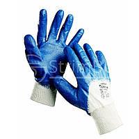 Перчатки с покрытием нитрилом Cerva Harrier