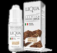 Жидкость для электронных сигарет Liqua Cigar 3 мг 10 мл Сигара