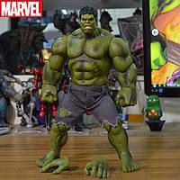 Супер-реалистичная фигурка Халка высотой 26см - Hulk, Avengers, Marvel