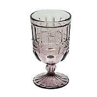 """Бокалы для вина розовые 6 шт, 275 мл """"Кубок"""" ( набор бокалов )"""