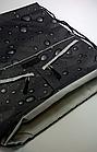Рюкзак мешок спортивный Капля чёрный, фото 6