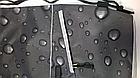 Рюкзак мешок спортивный Капля чёрный, фото 10