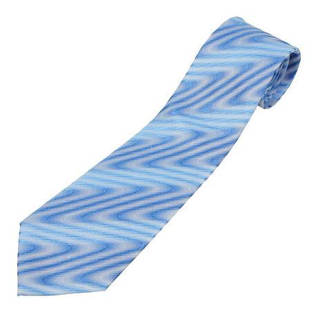 Широка комбінована чоловіча краватка 030С , фото 2