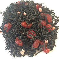 Китайский чай 100 г Черный лесная ягода