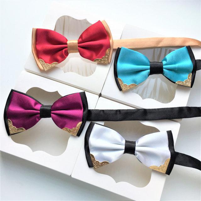 Галстуки, галстуки - бабочки.