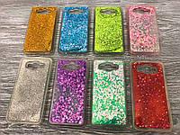 Перетекающий TPU чехол Star для Samsung Galaxy J3 (8 цветов)