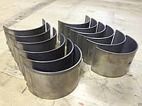 Комплекты вкладышей шатунных и коренных для двигателей SW-680 фронтальных погрузчиков L-34,  L-34B  Stalowa Wo