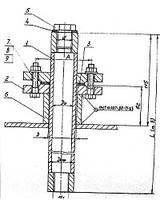 Закладная конструкция ЗК4-1-14-95