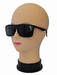 Мужские матовые  поляризационные солнцезащитные очки