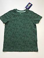 Детская футболка Lupilu на мальчика 2-4 года, рост 98-104