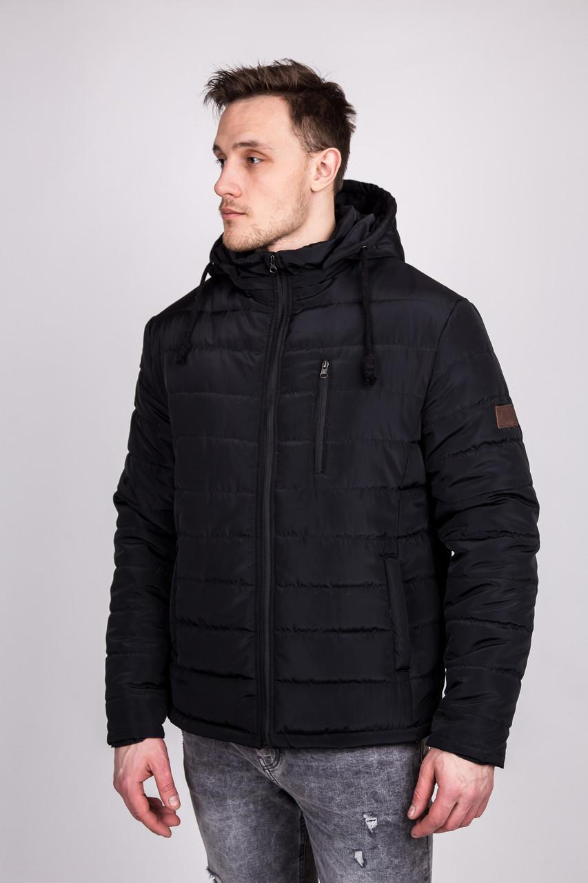 5a077efe Куртка мужская демисезонная темно синего цвета. Размеры S- XL - EVA LOOK в  Хмельницком