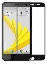 Защитное стекло Optima Full cover для HTC U Play черный