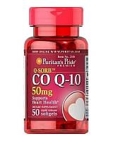 Puritan's PrideQ-SORB Co Q-10 50 mg 50 caps