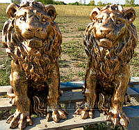 Садовая фигура Львы