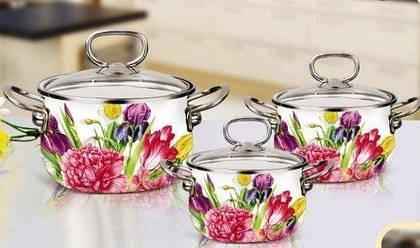 Недорогие наборы кастрюль, или Купить посуду для приготовления еды с выгодой