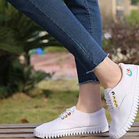 Кеды белые женские, спортивная обувь, скидки