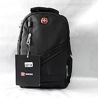 Рюкзак фирмы Swissgear, небольшой городской рюкзак. Модель 8815. Новинка с удобным разъемом под наушники.
