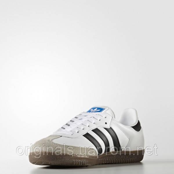 Кроссовки Samba Adidas Originals OG BZ0057 - интернет-магазин Originals - Оригинальный  Адидас 705333bba356c