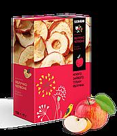 Яблоко красное сушеное кольцами Sergio, 150г