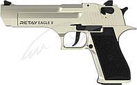 Пистолет стартовый Retay Eagle X кал. 9 мм ц:satin