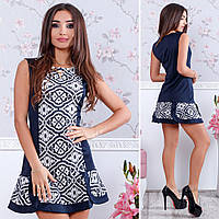 Платье женское в расцветках 24284, фото 1