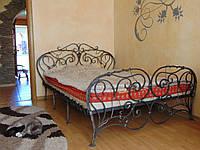 Кованая кровать, Л-2