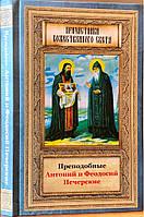 Препордобные Антоний и Феодосий Печерские
