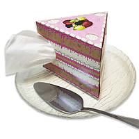 Серветки паперові «Торт з кремом», фото 1