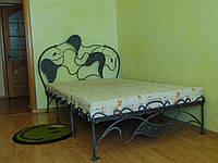 Кованая кровать, Л-3