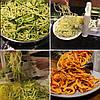 Спиральный слайсер для овощей