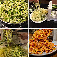 Спиральный слайсер для овощей, фото 1